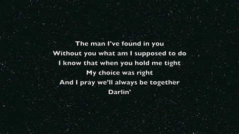 Until The End Of Time (the Wedding Song) Lyrics 2014