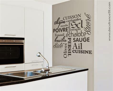 stickers texte cuisine decofrance59 vente en ligne de stickers muraux