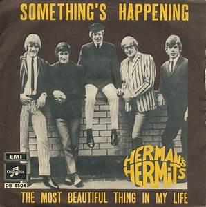 45cat - Herman's Hermits - Something's Happening / The ...