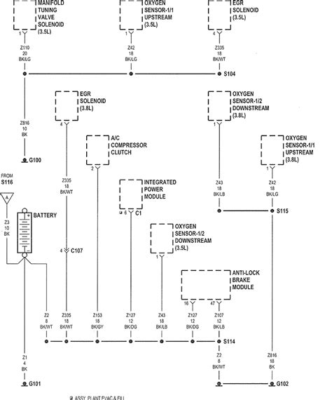 electrical wiring diagram    oxygen