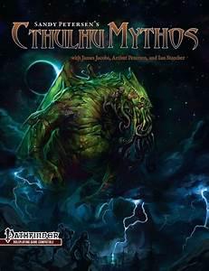 Sandy Petersen U0026 39 S Cthulhu Mythos - Pathfinder