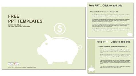 piggy money box powerpoint templates