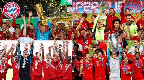 4 Titles, 4 Trophies - All FC Bayern Cup Lifts in 2020