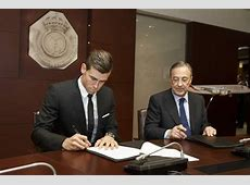 Gareth Bale's contract leaked the Welshman cost more