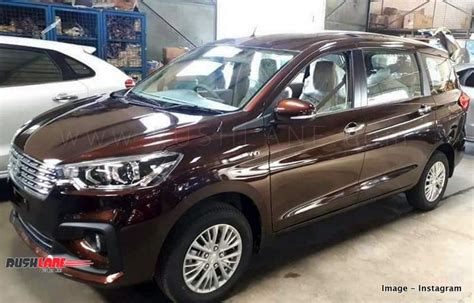maruti ertiga  offline bookings start  rs