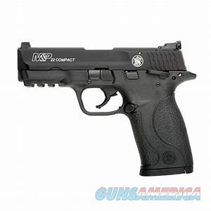 Smith  U0026 Wesson S U0026w M U0026p22 Compact 22lr 3 56 U0026quot  Bar    For Sale