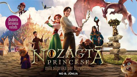 NOZAGTĀ PRINCESE / Stolen Princess - trailer (Dublēta ...