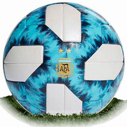 Ball Adidas Argentina Match Official Argentum Football
