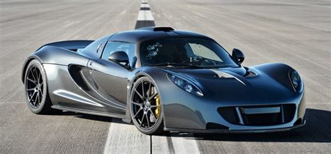 Hennessey Venom Gt Is The Fastest Car In The World