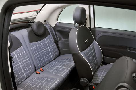 Fiat 500 Seat Covers by Fiat 500c Review 2019 Autocar