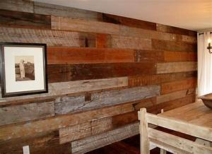 Wall & Ceiling Applications - This Old Wood