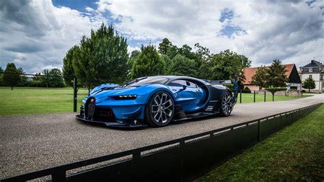Bugatti Chiron Vision Gran Turismo Wallpaper