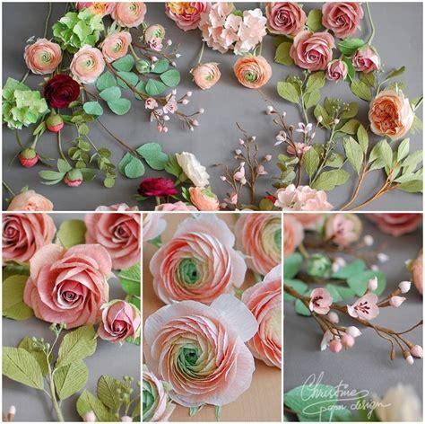 Best 25 Paper Flower Tutorial Ideas On Pinterest Big