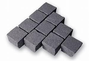 Schwarzer Granit Qm Preis : g nstig granit pflastersteine granitpflaster kaufen preise ~ Markanthonyermac.com Haus und Dekorationen