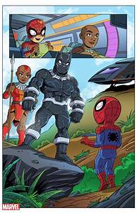Marvel announces new all-ages comic book series Marvel ...