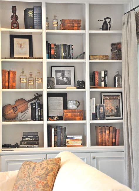 Bookshelves As Room Focus by Adding Your Unique Personality To Your Home For The