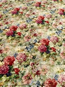 Floral Pattern Carpet by Axminster Floral Carpet Vintage Carpet Pinterest