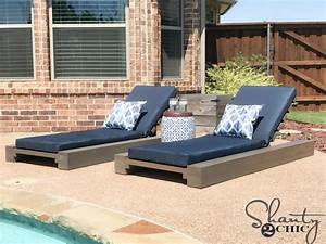 Diy, Outdoor, Lounge, Chair, And, How-to, Video