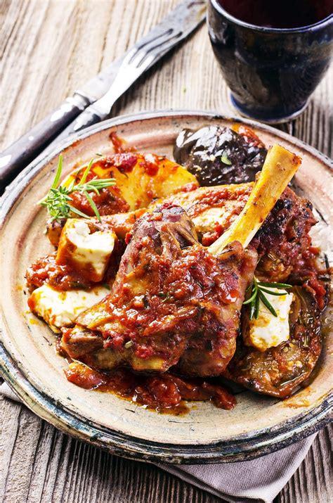 agneau de sept heures cuisine traditionnelle gigot de sept heures à la tomate