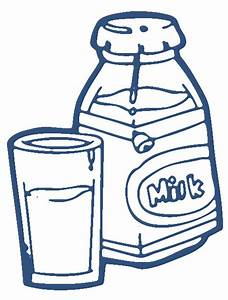 Glass Milk Bottle Clipart (30+)