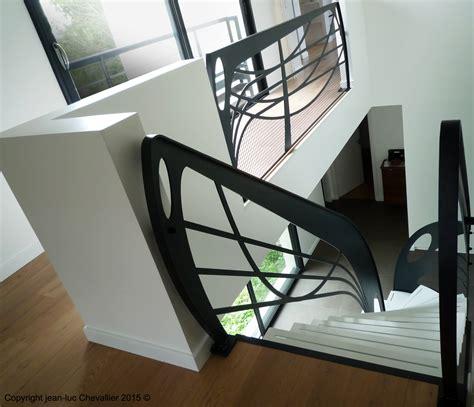escalier moderne la stylique