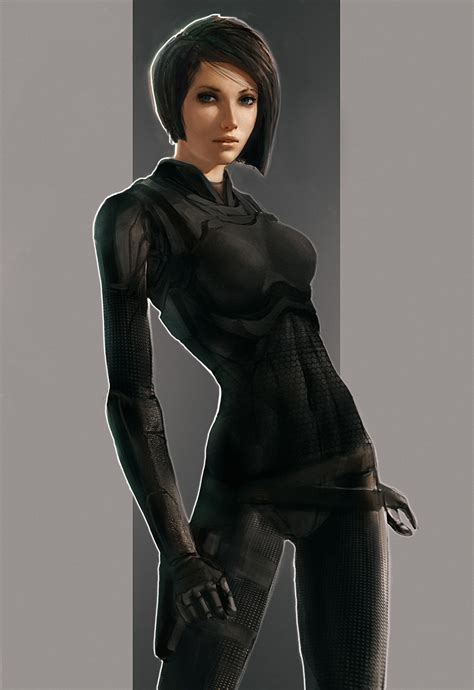 maciej kuciara chris de paoli 39 s art blog sci fi character