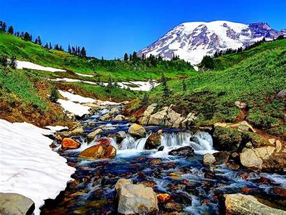 Resolution Desktop Mountain Landscape River Stones Wallpapers13