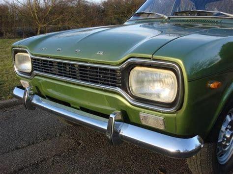 sold classic ford escort mk lx  cambridge