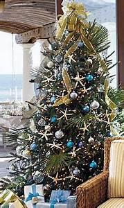 Beach Christmas Trees on Pinterest