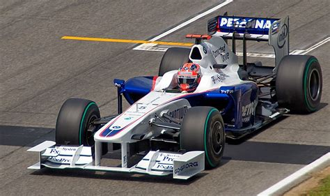 Bmw Formula 1 by Bmw Sauber F1 09