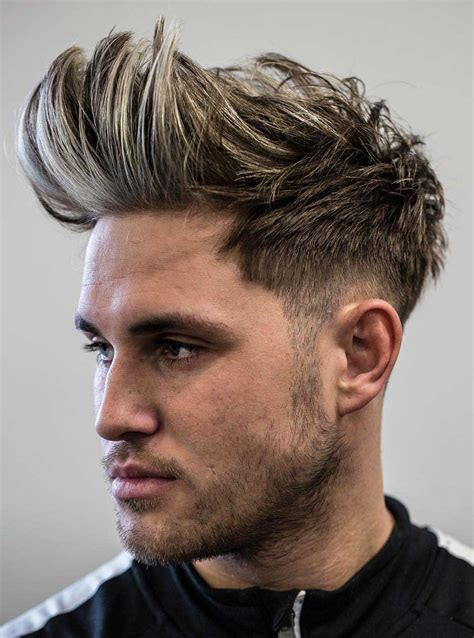 Faux Hawk Hairstyle by Faux Hawk Hairstyle Keep It Even More Exciting