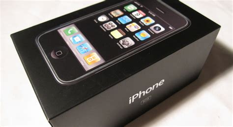 when did the iphone 1 come out iphone 2g is now a collector s item sells for 2000