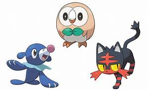 the best reactions to pokemon sun and moons new starters