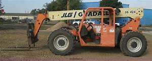 2002 Jlg Gradall G6