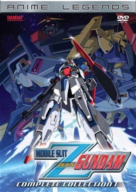 Mobile Suit Gundam Z by Mobile Suit Zeta Gundam Anime Planet