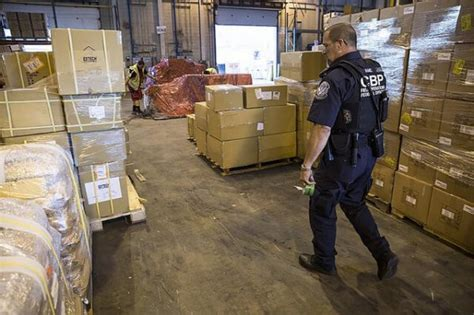 US Customs Unveils New Security Strategy to Deal With E ...