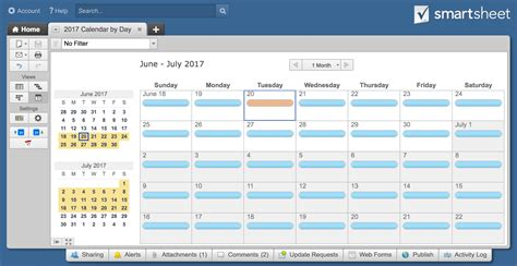 smartsheet templates the easiest way to make a calendar in excel smartsheet autos post