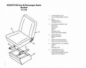 Scout Connection Cab  Bodies  U0026 Front Sheet Metal Page
