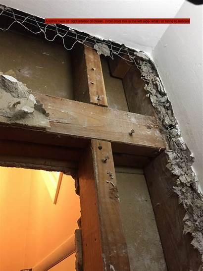 Door Header Opening Support Framing Expanding Stack