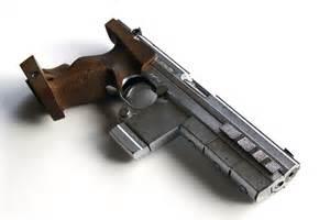 Custom 22 Target Pistols