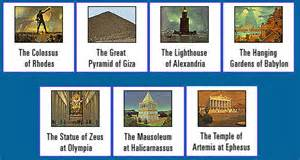 seven wonders of the world fre k pl net