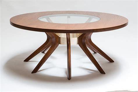 Broyhill Brasilia Cathedral Coffee Table  Good Eye Gallery