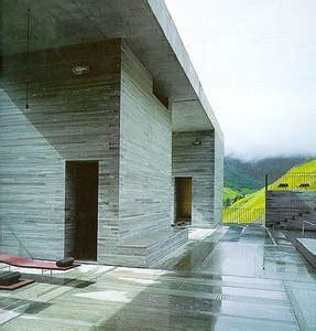 Bagni Termali Svizzera Breve Percorso Alla Ricerca Delle Architetture Di
