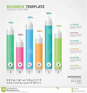 Infographics Elements Diagram With 6 Steps  Options  Slide