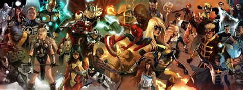 Marvel Comics Wallpapers HD / Desktop and Mobile Backgrounds