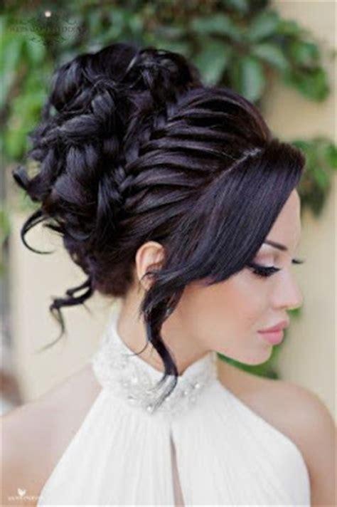 la moda en tu cabello modernos  elegantes peinados updos