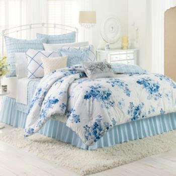 Kohls Xl Bedding by Lc Conrad Forget Me Not 2 Pc Duvet Cover Set