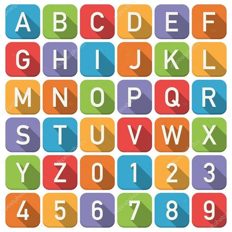 set of alphabet letters and icons for alphabet design alphabet icons stock vector 169 mattasbestos 53162477 39852