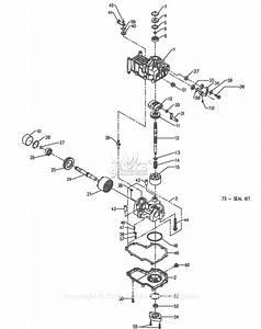 Hydro Gear 01004137  Bdr
