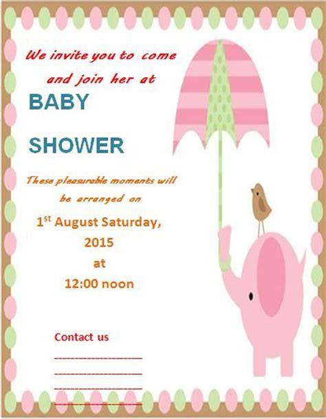 free editable baby shower invitation templates baby shower flyer template word free editable ba invi and free bake sale flyer template cake